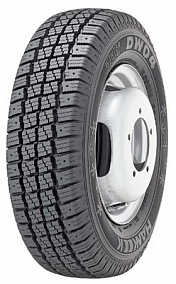 155R12C HANKOOK WINTER RADIAL DW 04 88/86 Q TBL шип.