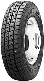145R13C Hankook Winter Radial DW04 88/86P TBL шип.