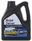 Масло моторное Mobil Delvac™ Light Commercial Vehicle 10W-40 1 л. (розлив)